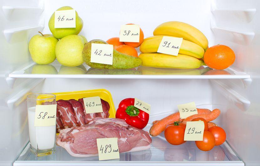 Суточная калорийность для похудения