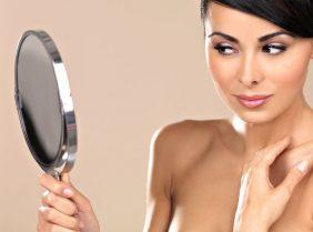 Маска для шеи и декольте: эффективно боремся с дряблой кожей