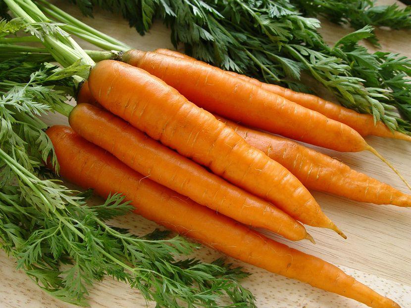 Маска из капусты и моркови