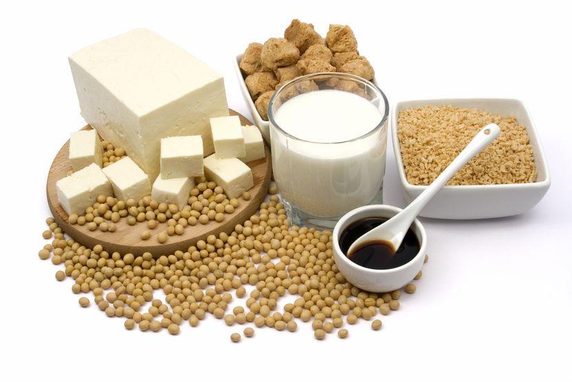 Преимущества соевой диеты