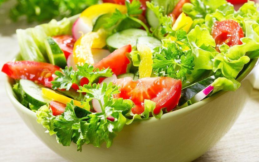 Овощная диета на неделю