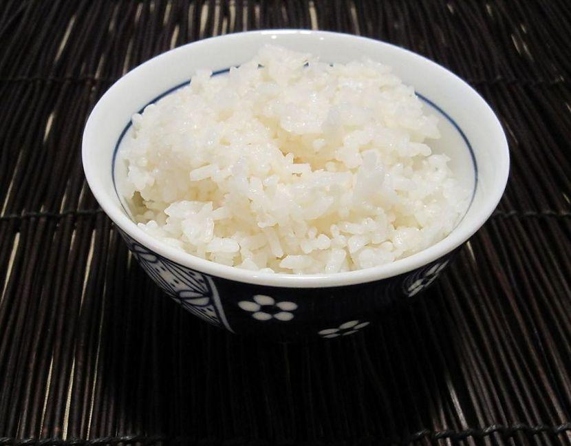 Меню рисовой диеты на 3 дня