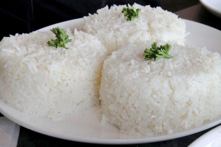 Трехдневная рисовая диета: особенности питания