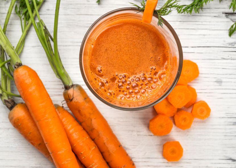 Похудение на моркови и грейпфруте