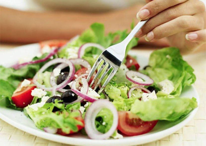 Холестериновая диета меню на неделю