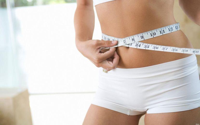 Здоровое снижение веса на 5 кг