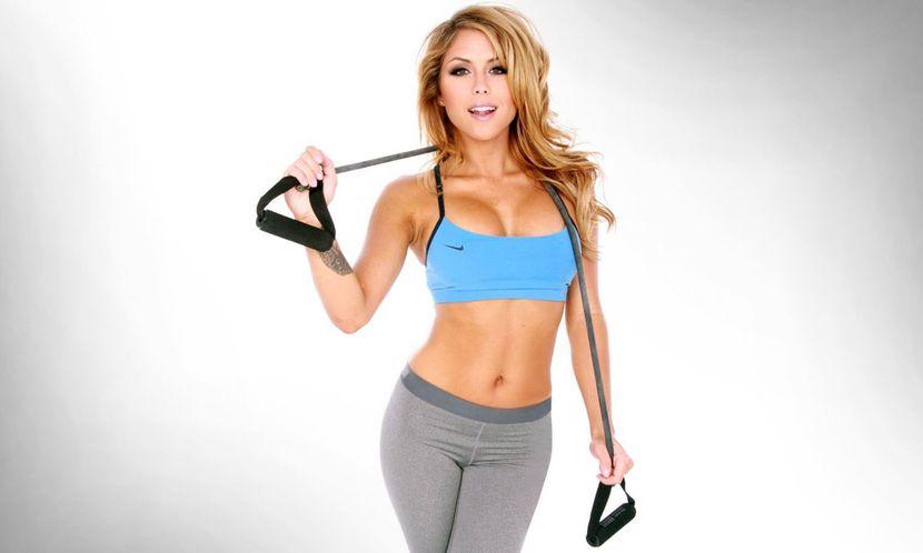 Спорт в сочетании с диетой гарантирует двойной удар по лишним килограммам