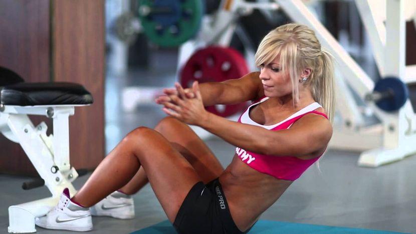 Упражнения для эффективного похудения