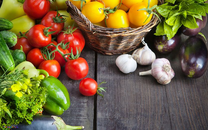 Рекомендуемые продукты во время безбелковой диеты