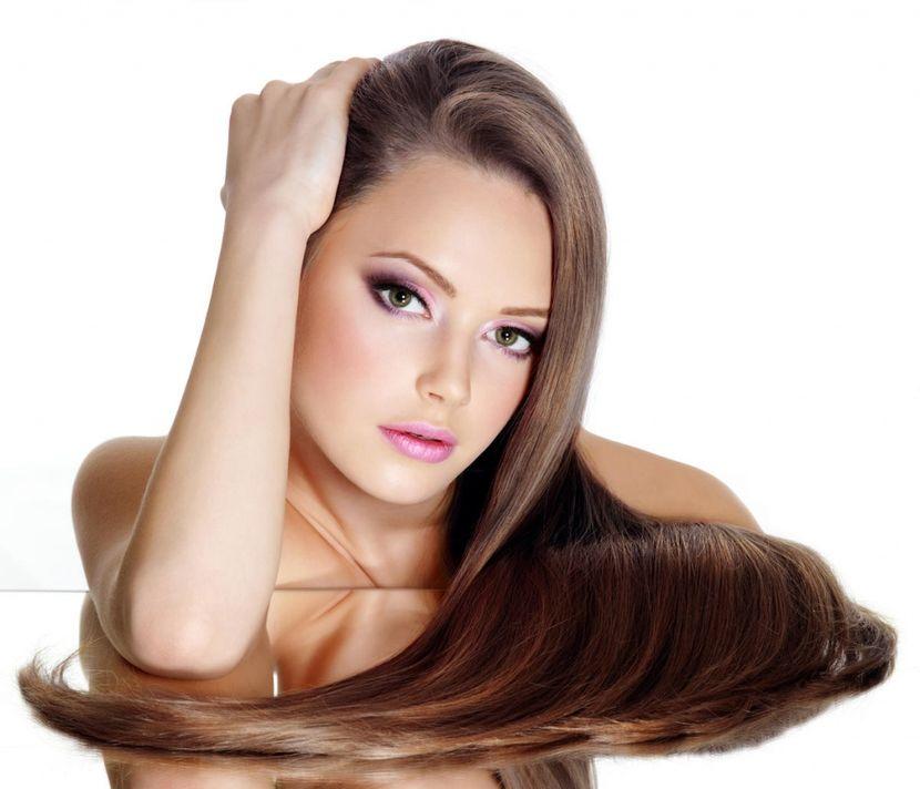 Действие витамина В1 на волосы