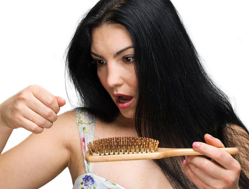 Народные средства для здоровых волос