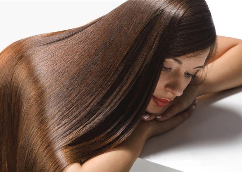 Что делать чтобы волосы блестели в домашних