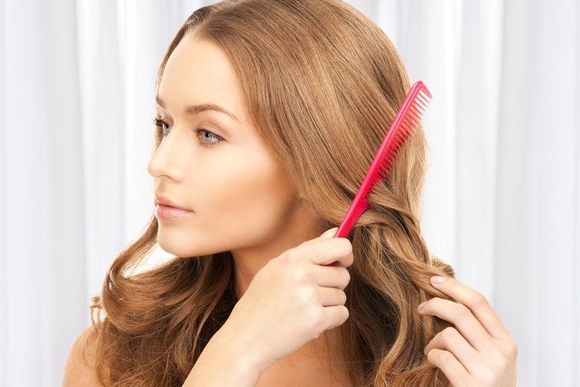 Как правильно расчесывать длинные волосы?