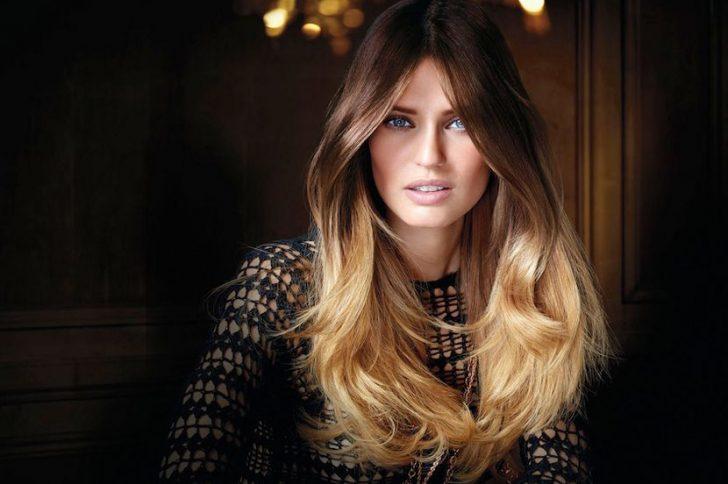 Как сделать омбре волос в домашних условиях