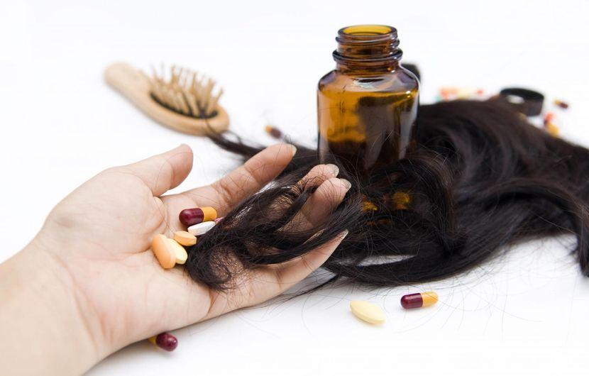 Рейтинг витаминов от выпадения волос у женщин