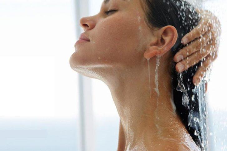 В какой воде мыть волосы картинки