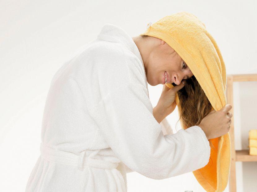 Как правильно готовить раствор для ополаскивания волос?