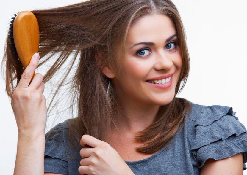 Маска для волос с корицей и йогуртом