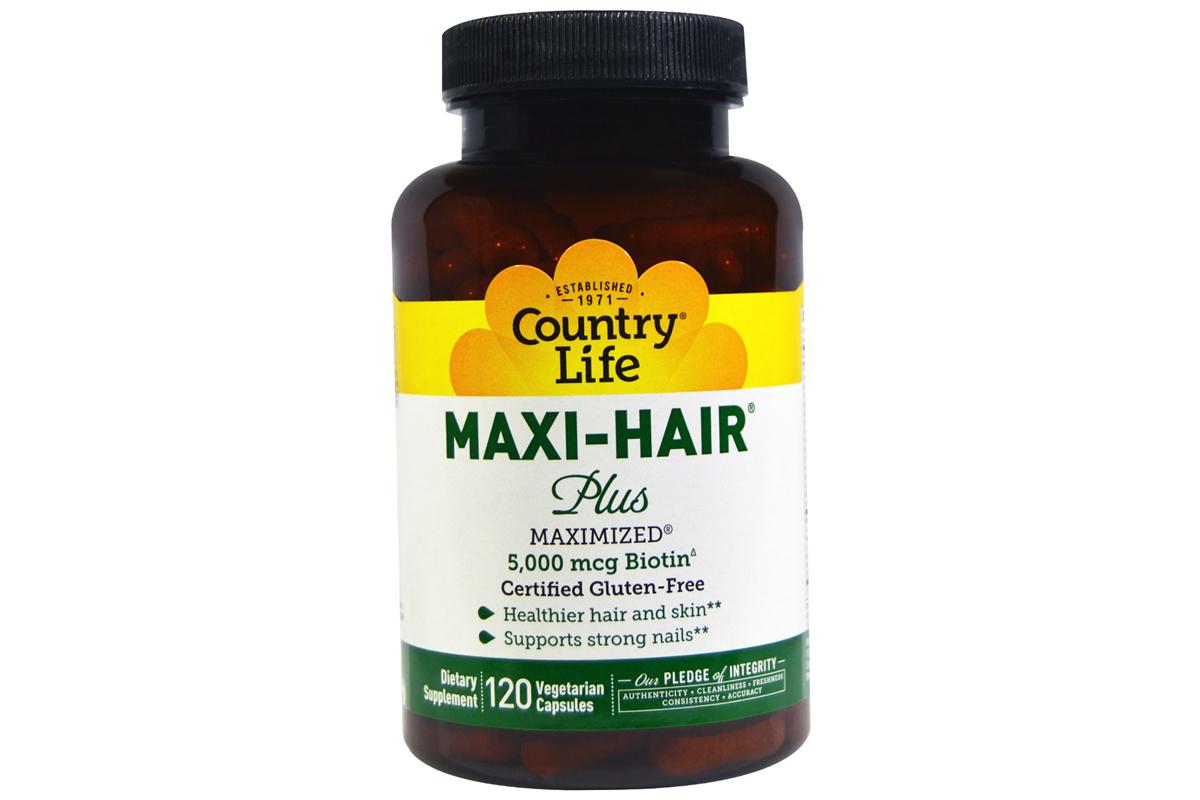 Комплекс Maxi Hair Plus от Country Life