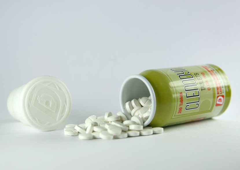 Кленбутерол для похудения  польза или вред