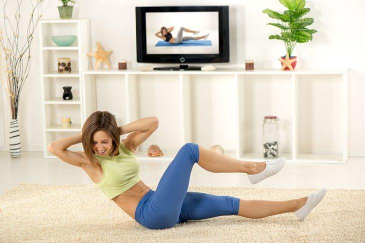 Укрепляем спинные мышцы