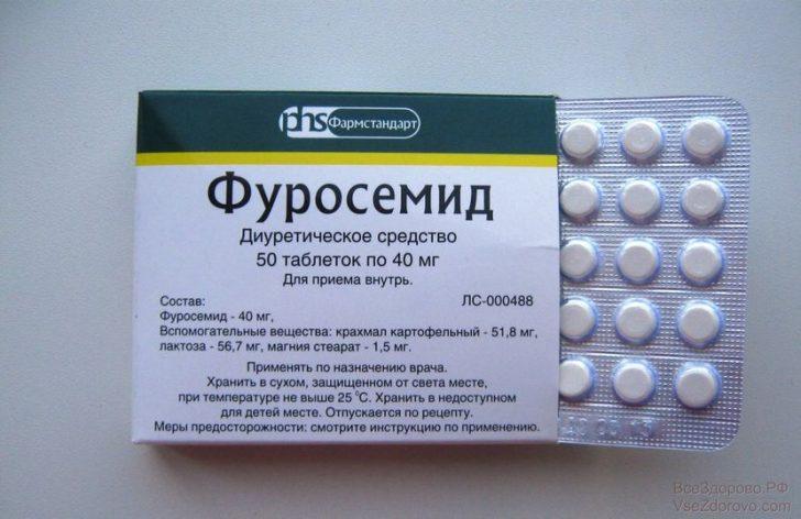 Фурасимид: что это за препарат и какого его истинное назначение