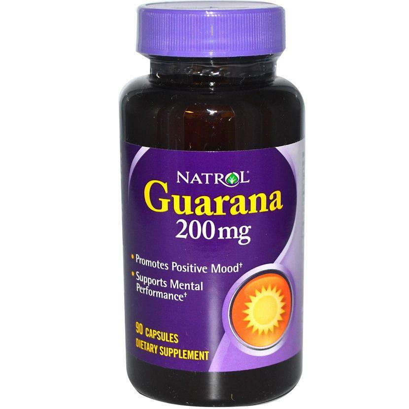 Гуарана для похудения: преимущества применения