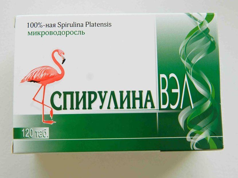 Противопоказания к применению спирулины