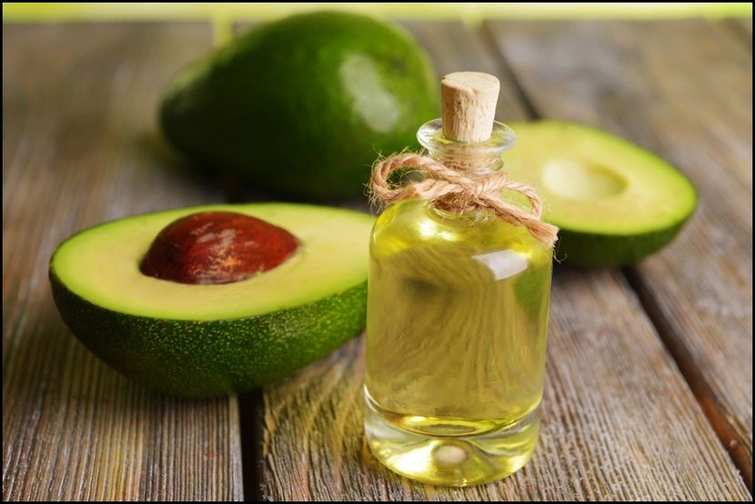 Маска для волос с маслом авокадо — легче не бывает