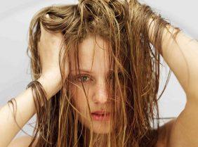 Жирная кожа головы: что делать?