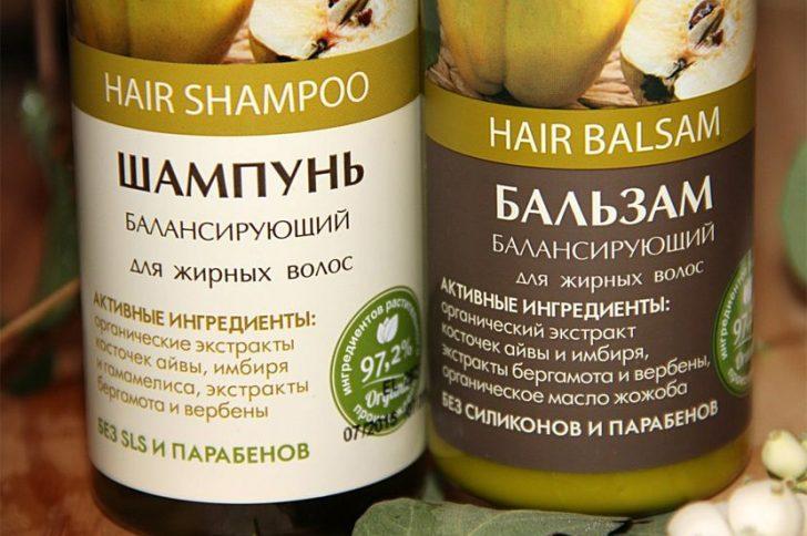 Все о шампуне для жирной кожи