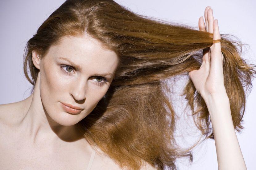 Волосы во время беременности