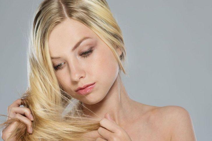 Лучшее масло для секущихся волос