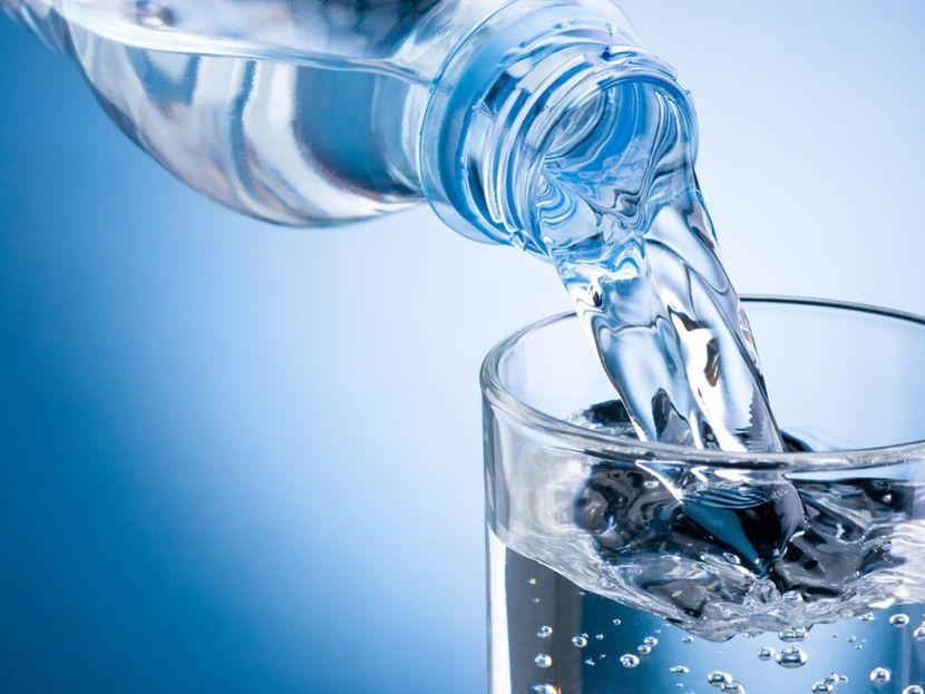 Тюбаж с минеральной водой