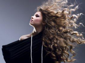 Лечение сухих волос в домашних условиях