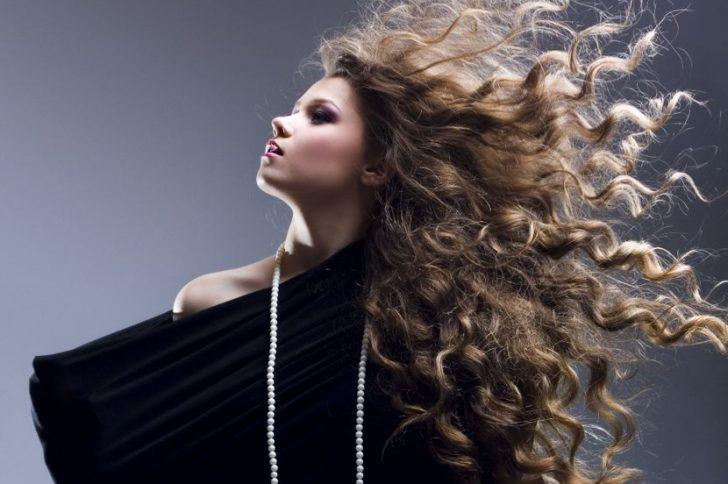 как придать блеск ломким волосам