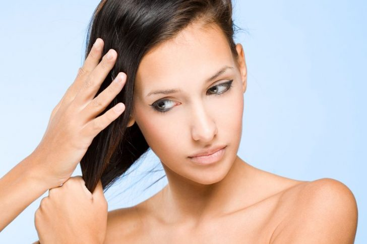 как быстро избавиться от жирных волос