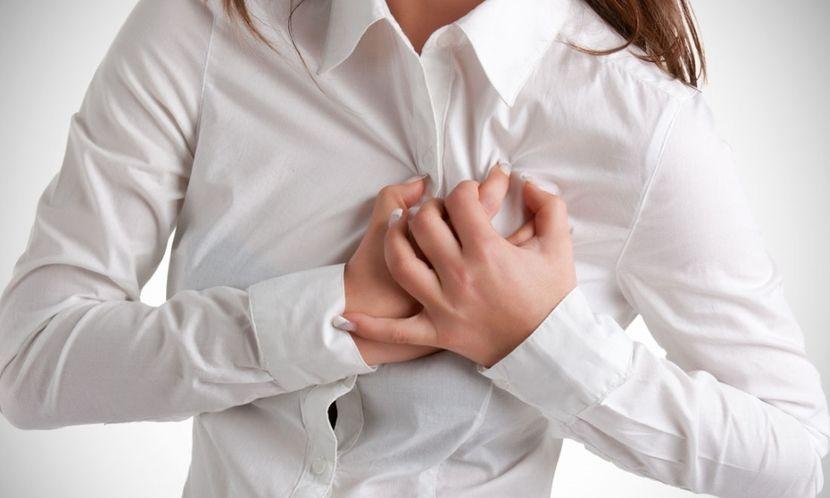 Патологические причины онемения левой руки