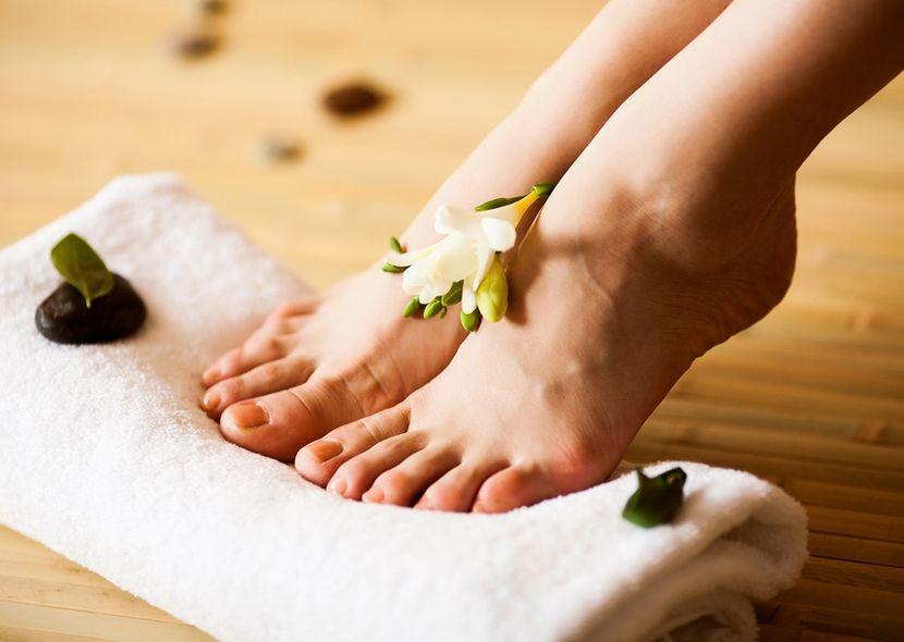 Уход за стопами ног в домашних условиях