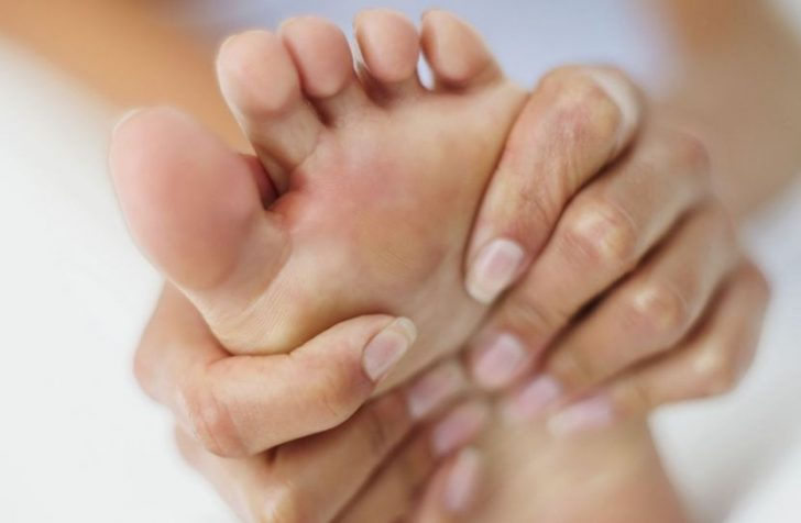 Причина появления боли в пальцах ног