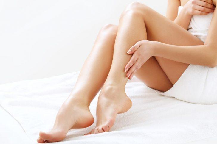 Сухая кожа на ногах: что делать?