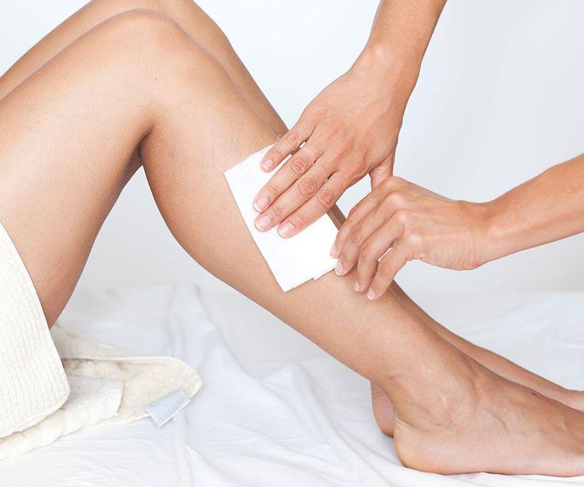 Причины сухости кожи на ногах