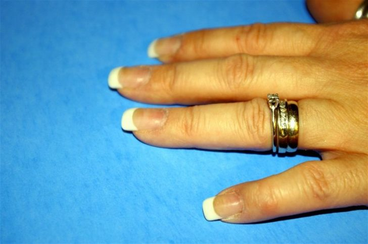 Ношение кольца