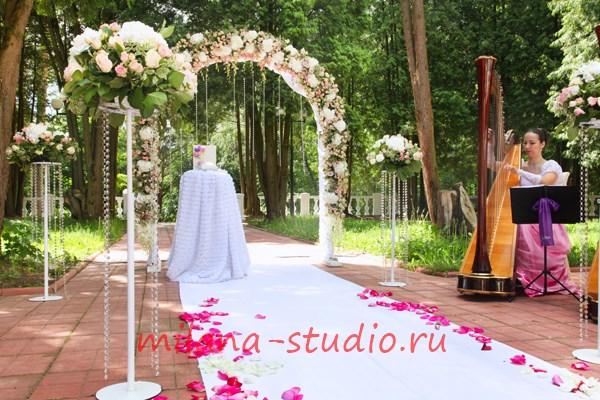 Выездная регистрация брака — отличный способ сделать вашу свадьбу уникальной
