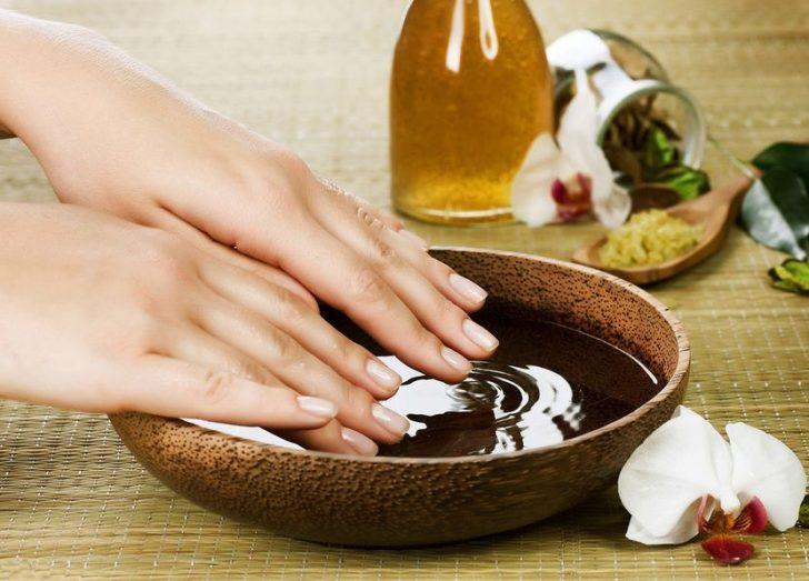 Ванночки для красоты кожи рук
