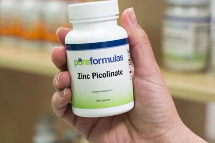 Витамины на основе цинка