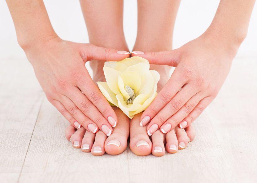 Народное средство от грибка ногтей на ногах уксус