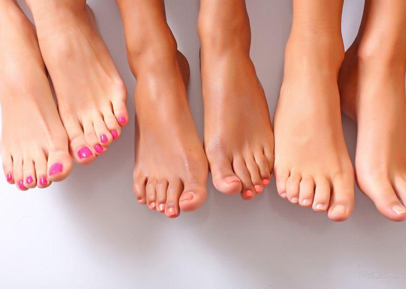 Что делать если ломаются ногти на ногах