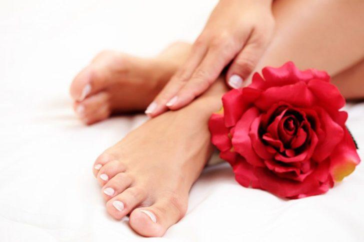 Ломкие ногти на ногах