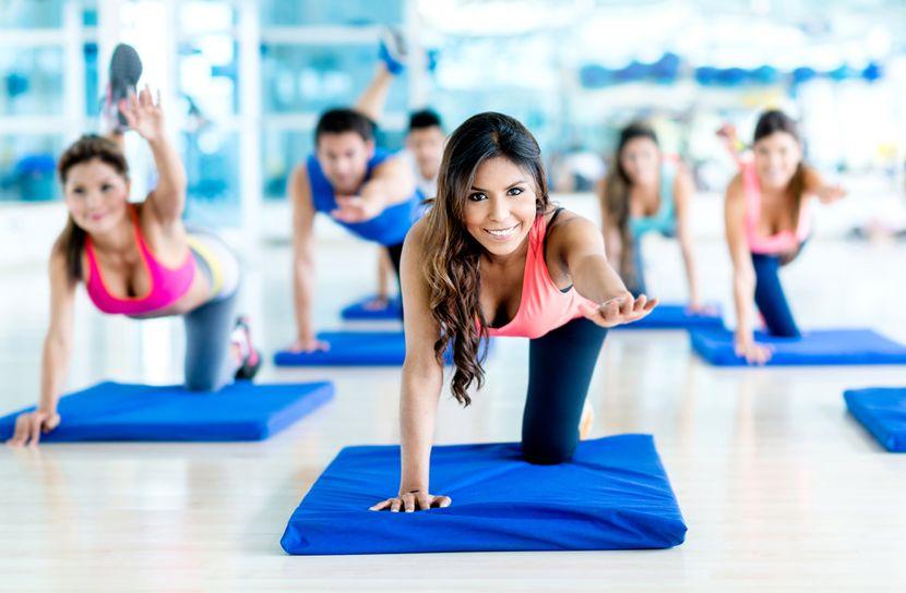 Кефирная диета и спорт